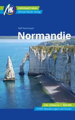 Normandie Reiseführer, m. 1 Karte