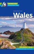 Wales Reiseführer Michael Müller Verlag, m. 1 Karte
