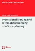 Professionalisierung und Internationalisierung von Sozialplanung