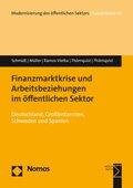 Finanzmarktkrise und Arbeitsbeziehungen im öffentlichen Sektor