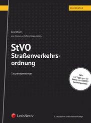 StVO Straßenverkehrsordnung (f. Österreich) - Taschenkommentar