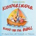 Kinderlieder rund um die Bibel, 1 Audio-CD