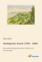 Stuttgarter Kunst 1794 - 1860
