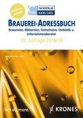 Brauerei-Adressbuch 2018/2019