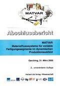 Abschlussbericht MATVAR