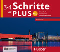 Schritte plus Neu - Deutsch als Zweitsprache, Ausgabe Österreich: A2 - 4 Audio-CDs zum Kursbuch; .3+4