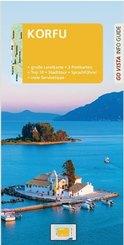 GO VISTA: Reiseführer Korfu