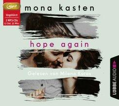 Hope Again, 2 Audio- CD, MP3
