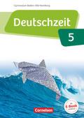 Deutschzeit, Gymnasium Baden-Württemberg: 9. Schuljahr, Schülerbuch; .5