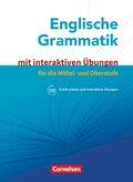 Englische Grammatik mit interaktiven Übungen für die Mittel- und Oberstufe