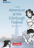 English G Access - Allgemeine Ausgabe: 7. Schuljahr, Adventures at the Edinburgh Festival (auch für Baden-Württemberg); .3
