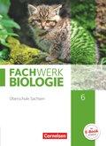 Fachwerk Biologie, Oberschule Sachsen: 6. Schuljahr, Schülerbuch