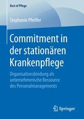 Commitment in der stationären Krankenpflege