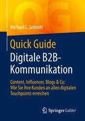 Quick Guide Digitale B2B-Kommunikation