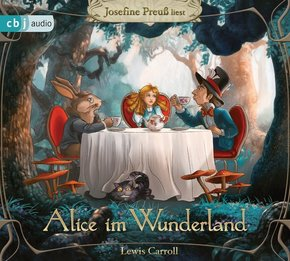 Alice im Wunderland, 3 Audio-CDs