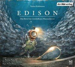 Edison, 1 Audio-CD