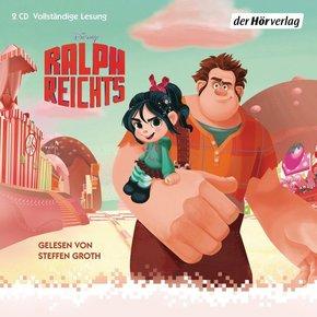 Ralph reichts, 2 Audio-CDs