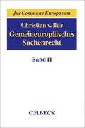 Gemeineuropäisches Sachenrecht - Bd.2