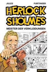 Herlock Sholmes Integral - Bd.3