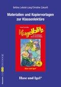 Materialien und Kopiervorlagen zur Klassenlektüre: Kugelblitz auf Gaunerjagd durch Deutschland / Silbenhilfe