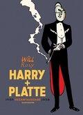 Harry und Platte, Gesamtausgabe 1955 - 1958