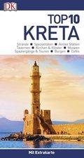 Top 10 Reiseführer Kreta, m. 1 Karte