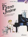 Piano Junior: Konzertbuch - Bd.2
