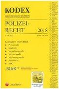 KODEX Polizeirecht 2018