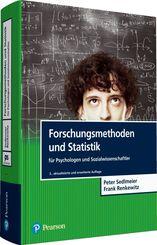 Forschungsmethoden und Statistik für Psychologen und Sozialwissenschaftler
