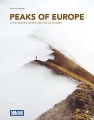 DuMont Bildband Peaks of Europe - Ein Roadtrip durch das wilde Europa