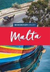 Baedeker SMART Reiseführer Malta