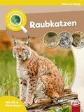 Leselauscher Wissen: Raubkatzen, m. Audio-CD