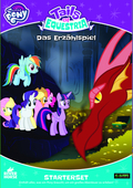 My Little Pony - Tails of Equestria: Starterset (Kinderspiel)