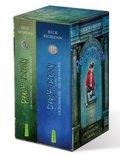 Percy Jackson erzählt: Griechische Göttersagen / Percy Jackson erzählt: Griechische Heldensagen, 2 Bde.
