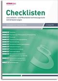 Checklisten 2018
