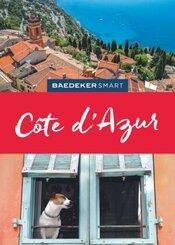 Baedeker SMART Reiseführer Cote d'Azur