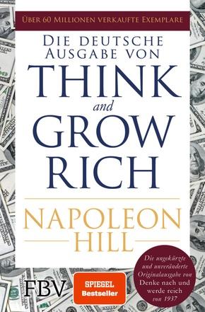 Think and Grow Rich - Deutsche Ausgabe
