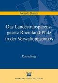 Das Landestransparenzgesetz Rheinland-Pfalz in der Verwaltungspraxis