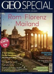 Rom, Florenz, Mailand
