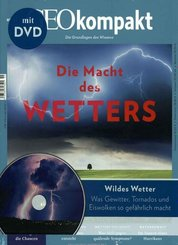 GEO kompakt: Die Macht des Wetters, m. DVD; 55