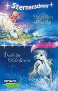 Sternenschweif - Die goldene Muschel / Sternenschweif - Nacht der 1000 Sterne