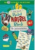 Pocket-Rätsel-Block für zwischendurch