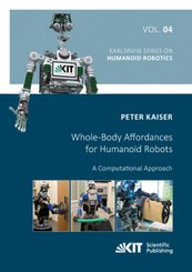Whole-Body Affordances for Humanoid Robots: A Computational Approach