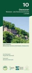 Odenwald Freizeitkarte Oberzent