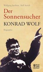 Der Sonnensucher Konrad Wolf, m. DVD