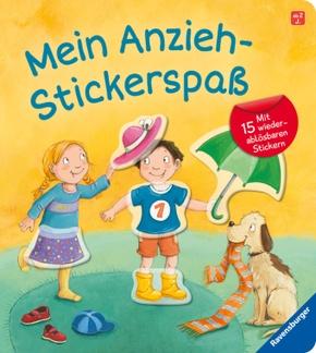 Mein Anzieh-Stickerspaß