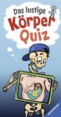 Das lustige Körper Quiz