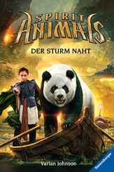 Spirit Animals - Der Sturm naht