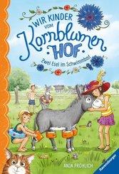 Wir Kinder vom Kornblumenhof - Zwei Esel im Schwimmbad
