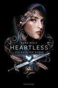 Heartless, Band 1: Der Kuss der Diebin; .
